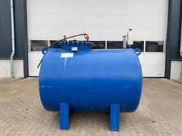 IBC-intermediate bulk container 2000 liter dieseltank