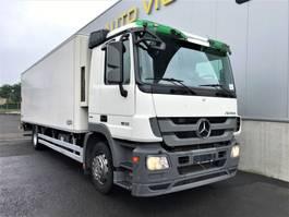 bakwagen vrachtwagen Mercedes-Benz Actros 1832 *cruisecontrol*elektrische ruiten*airco 2009