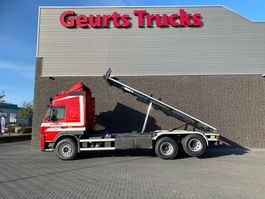 containersysteem vrachtwagen Volvo FM 500 6X2 + VDL KABELSYSTEEM/SEILGERATE/CABLE SYSTEM 2010