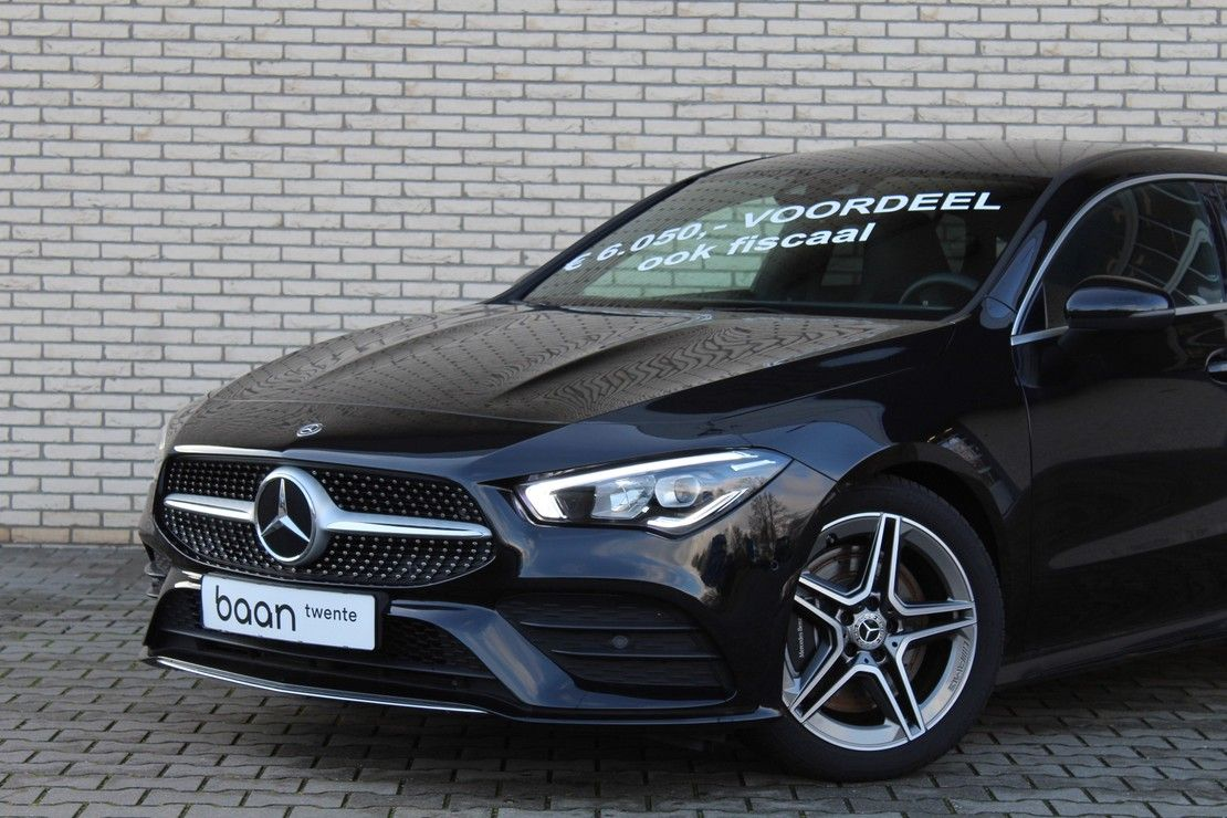 stationwagen Mercedes-Benz Shooting Brake 220 AMG | Apple Carplay | DAB+ | MBUX Augmented Reality |... 2021