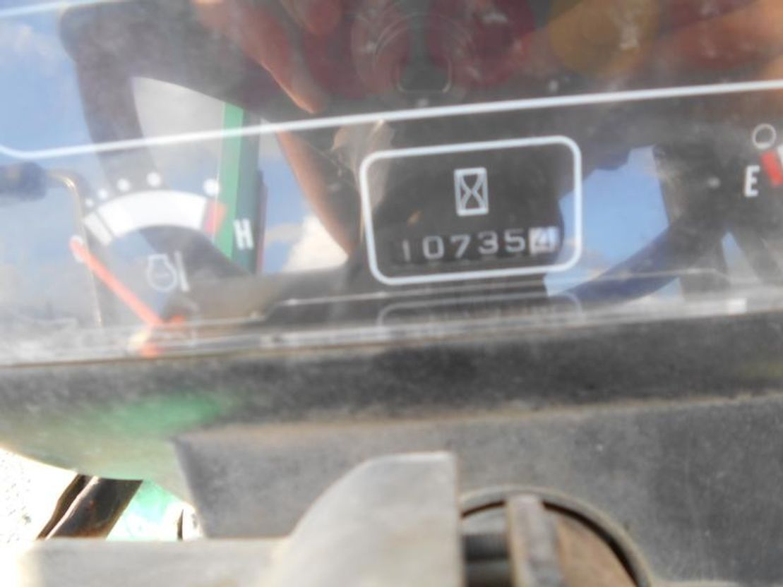 vorkheftruck Mitsubishi FD30K 2002