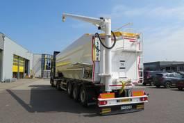 silo oplegger Berdex 0V1227 45M3 Silo Screw /Diesel Hatz/   NEW from the stock! 2021