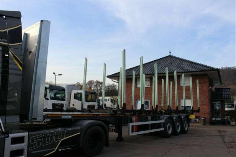 Diversen - EuromixMTP Schemel Holz 3-Achser 2