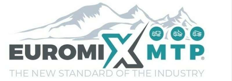 Diversen - EuromixMTP Kipper Auflieger AMT 27 3-Achser SAF 2