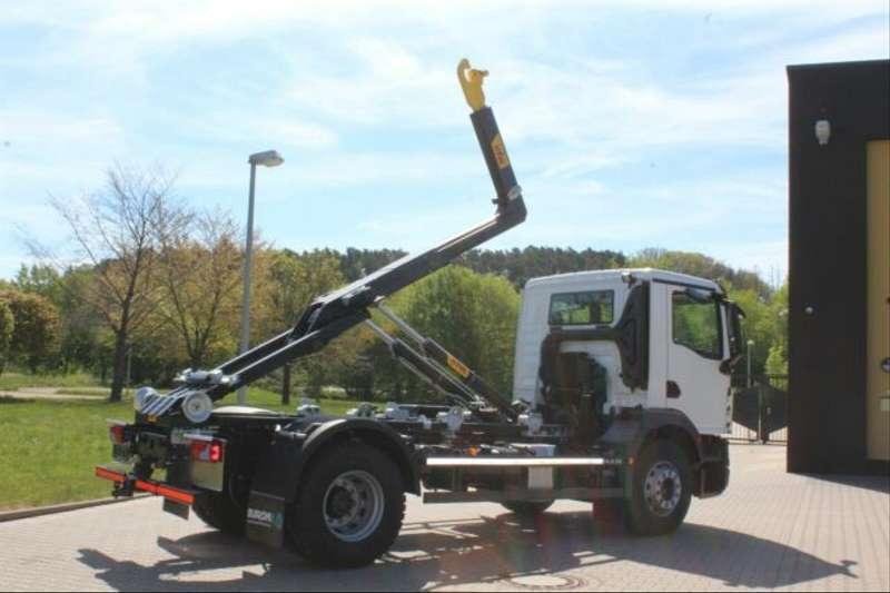 MAN - 4x2 / Euro 6d HYVA Abroller 4