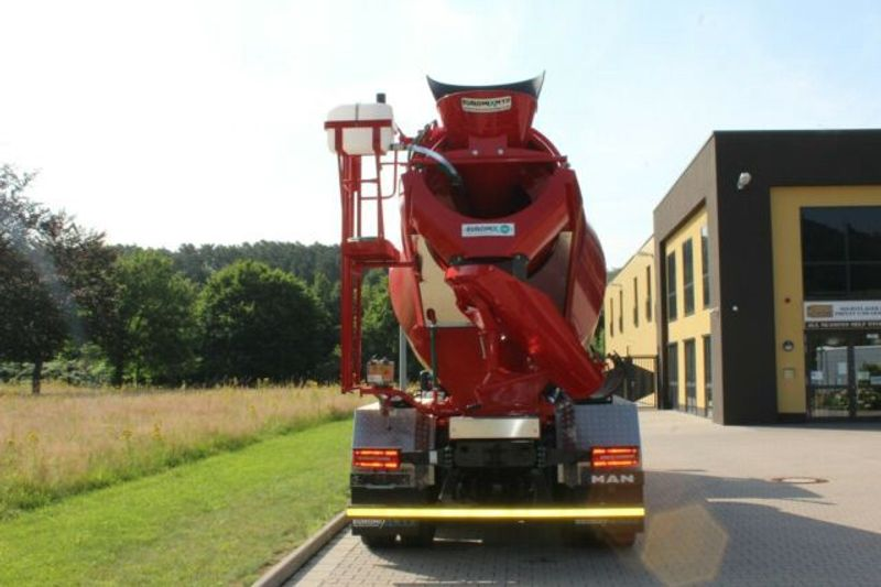 Diversen - EuromixMTP EM 9m³ L Fahrmischr Aufbau 5
