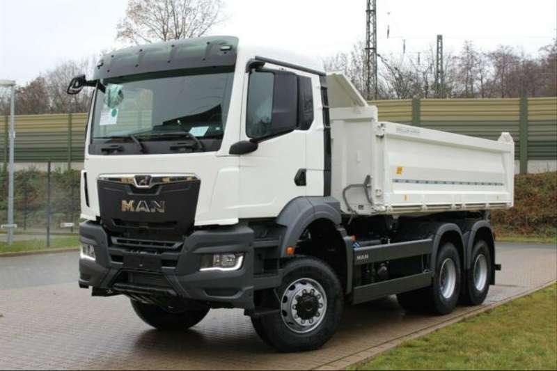 MAN - 33.430 6x4 /Euro6d 3-Seiten-Kipper 3