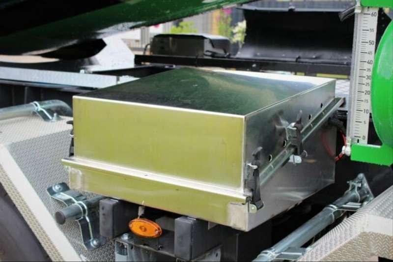 Diversen - EUROMIX10m³ Fahrmischer Auflieger gelenkte Achs 13
