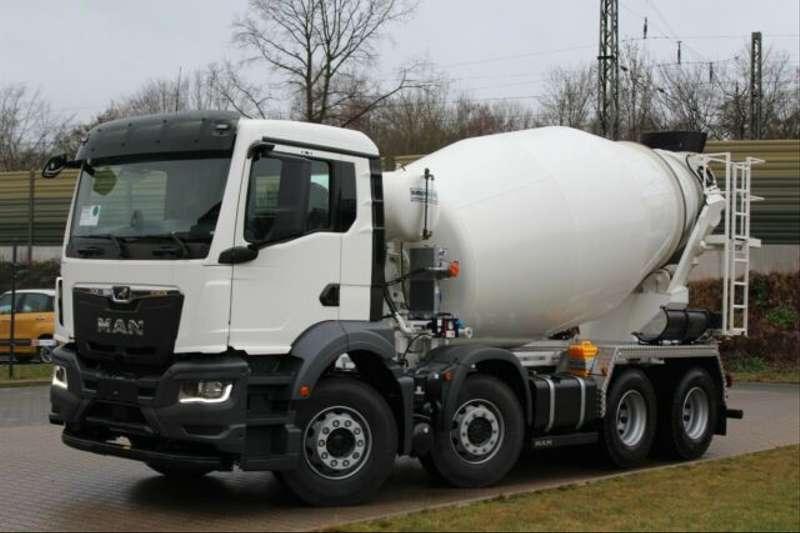 MAN - 32.430 8x4 / Euromix MTP EM 9m³ R TG 3 NEU 1