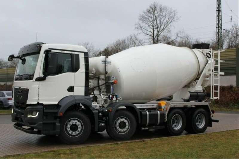 MAN - 32.430 8x4 / Euromix MTP EM 9m³ R TG 3 NEU 2