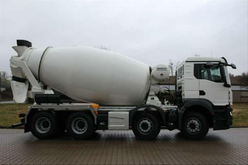 MAN - 32.430 8x4 / Euromix MTP EM 9m³ R TG 3 NEU 7