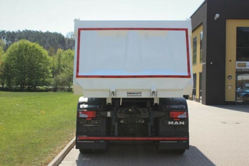 MAN - 6x6 / Mulden-Kipper EuromixMTP 4