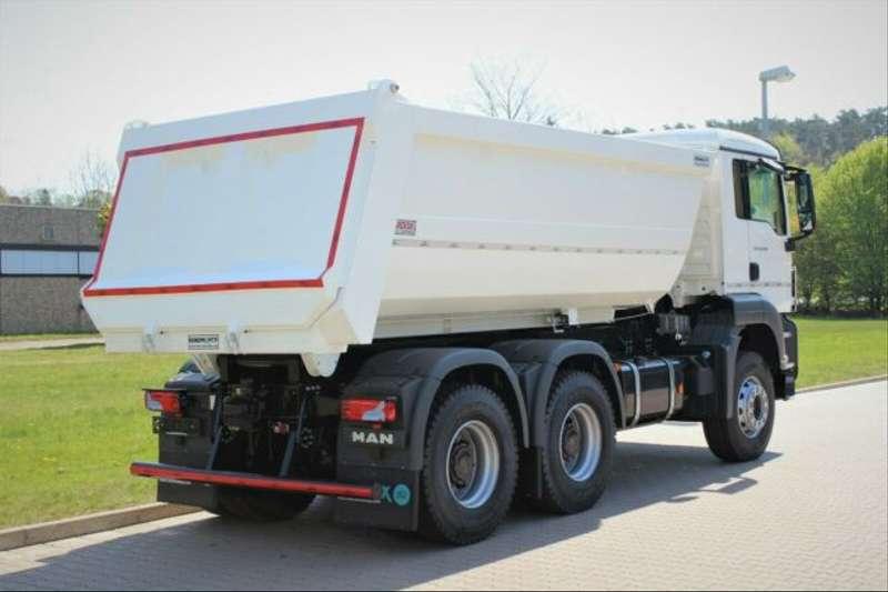 MAN - 6x4 / Mulden-Kipper EuromixMTP 12