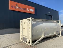 tankcontainer Welfit Oddy 20FT TC 23.880L, IMO-1, UN PORTABLE, T11, L4BN, 5Y + CSC-inspection: 07/2023 1999