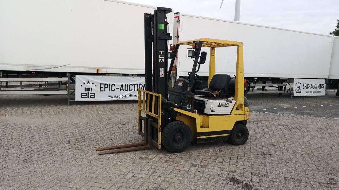 vorkheftruck TCM FG15 1992