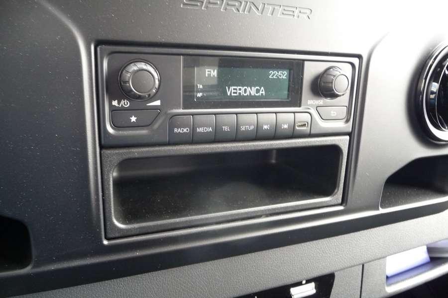 Mercedes-Benz - Sprinter 311 CDI bak en laadklep 15