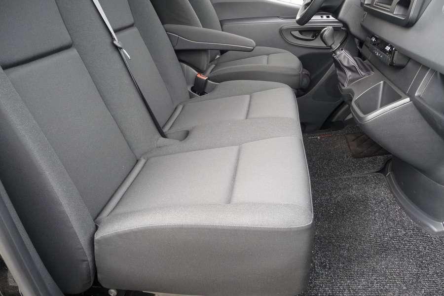 Mercedes-Benz - Sprinter 311 CDI bak en laadklep 11