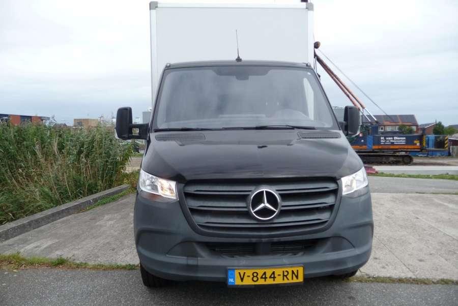 Mercedes-Benz - Sprinter 311 CDI bak en laadklep 21