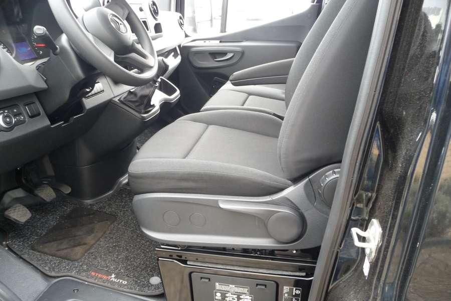 Mercedes-Benz - Sprinter 311 CDI bak en laadklep 13
