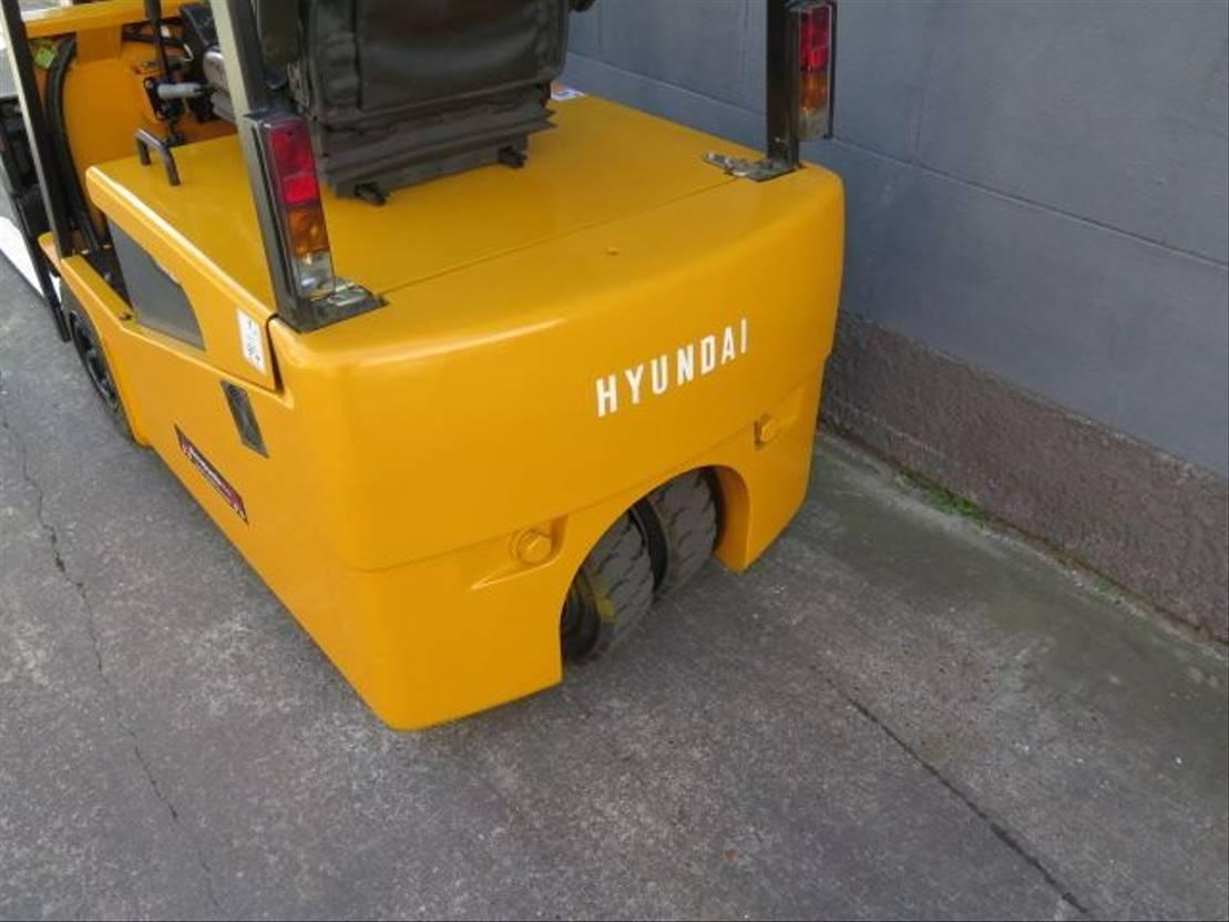 vorkheftruck Hyundai HBF18T-5 2006