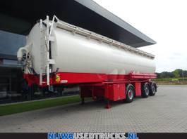 silo oplegger Lambrecht 01LK30 Gesloten bulkoplegger 2003