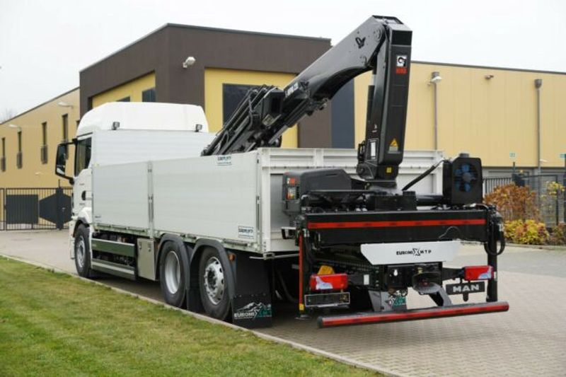 MAN - 26.470 /6X2 Euro6d Retarder HIAB L235 DL-3 3
