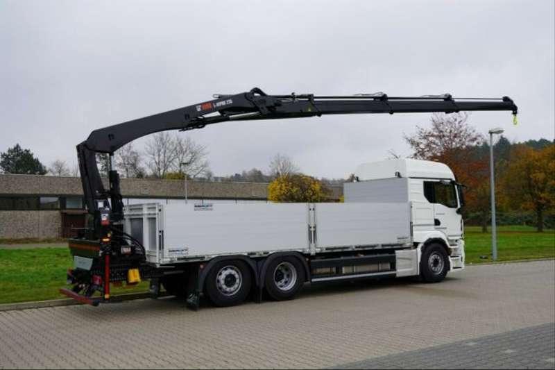 MAN - 26.470 /6X2 Euro6d Retarder HIAB L235 DL-3 4