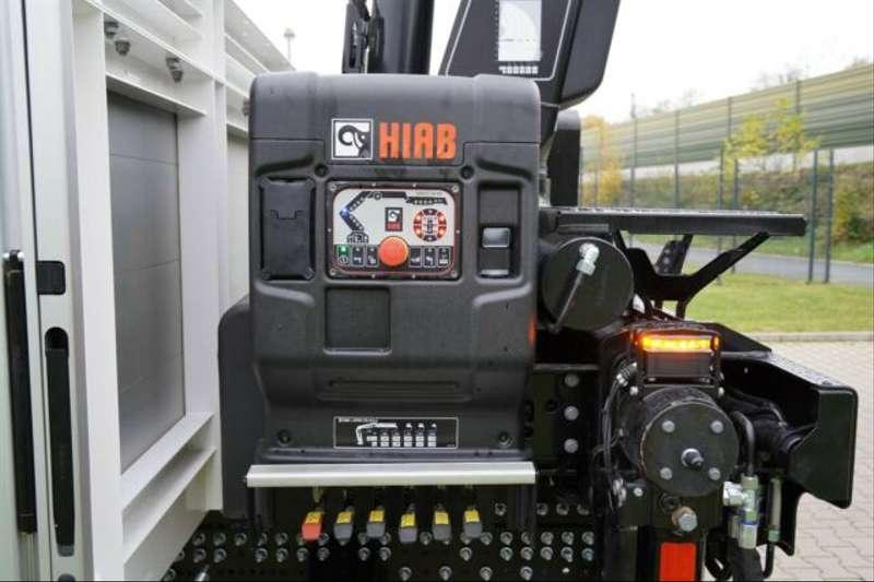 MAN - 26.470 /6X2 Euro6d Retarder HIAB L235 DL-3 12
