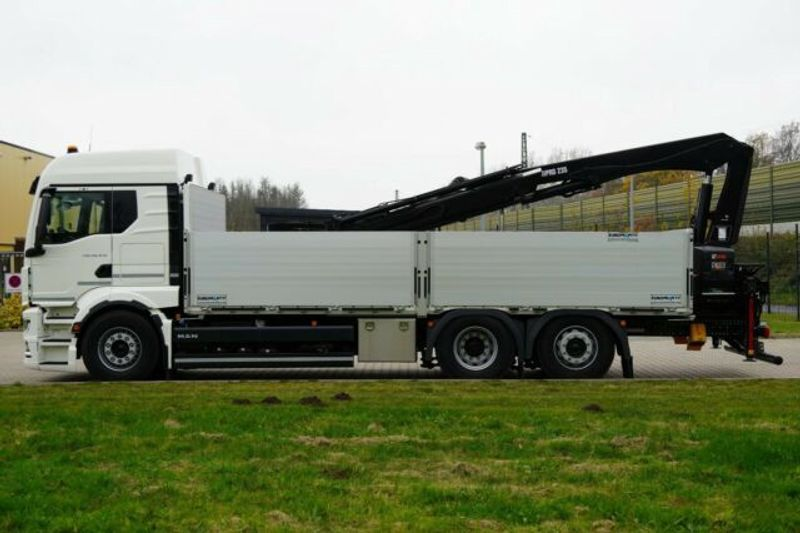 MAN - 26.470 /6X2 Euro6d Retarder HIAB L235 DL-3 7