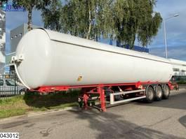 tankoplegger Robin e Gas 51054 Liter, gastank,Propane, LPG / GPL Gaz 25 Bar 1999