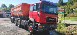standaard trekker MAN 26.403 6x4 tractor unit - tipp. hydr. 1996