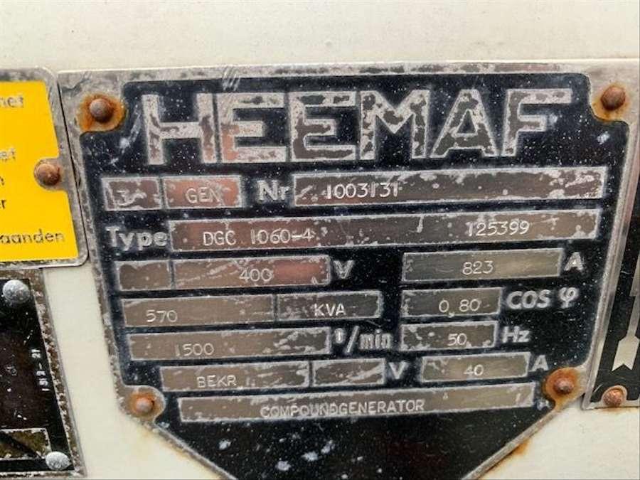 Deutz - BF16M716 Watercooled 4