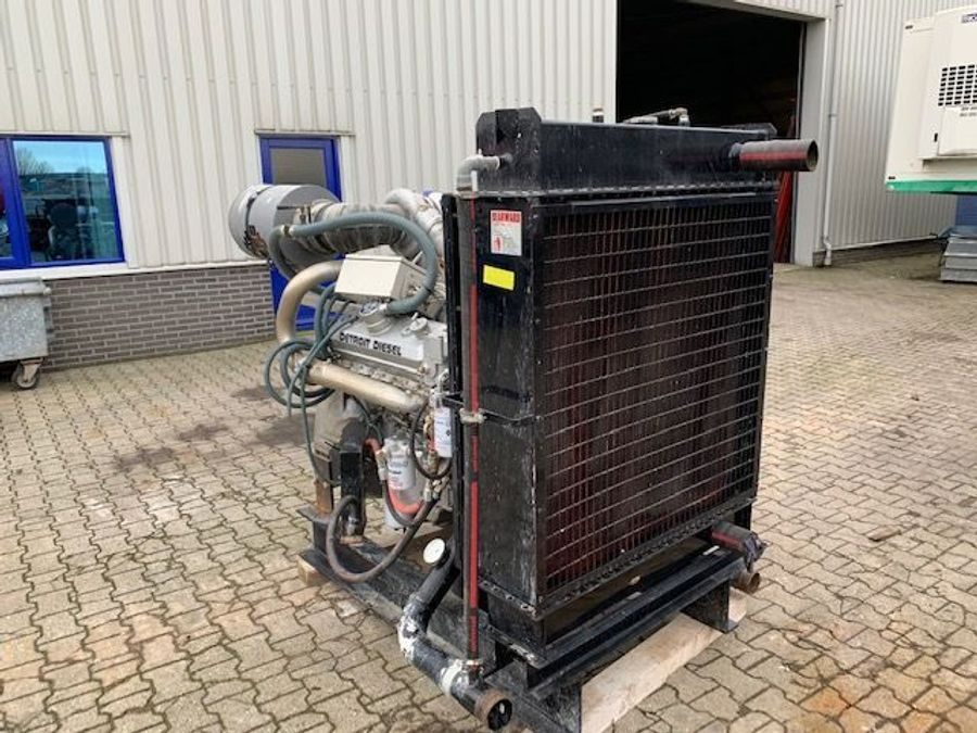 Diversen - Leroy Somer Generator 4