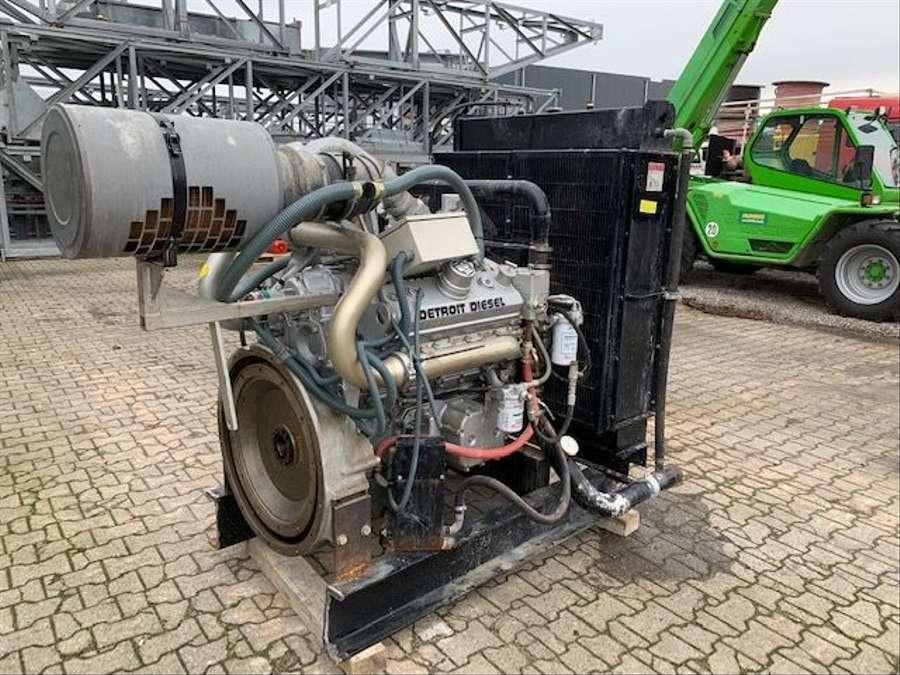 Diversen - Leroy Somer Generator 1
