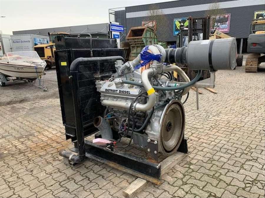 Diversen - Leroy Somer Generator 2