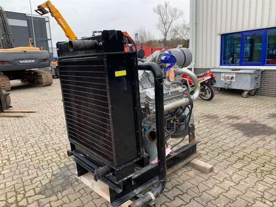 Diversen - Leroy Somer Generator 3
