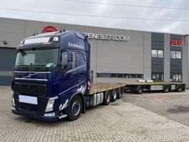 platform vrachtwagen Volvo FH 540 Open platform with Trailer 2018