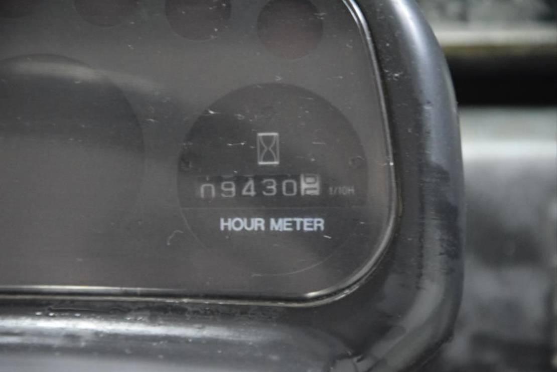 vorkheftruck TCM FD30T6 2003