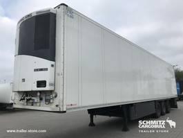 koel-vries oplegger Schmitz Cargobull Semitrailer Reefer Standard Dubbele laadvloer 2015