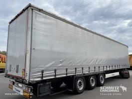 schuifzeil oplegger Krone Semitrailer Curtainsider Standard 2017