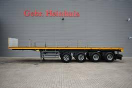 platte oplegger Schmidt SP/60/E/12 Powersteering Ballast trailer Topcondition! 2013
