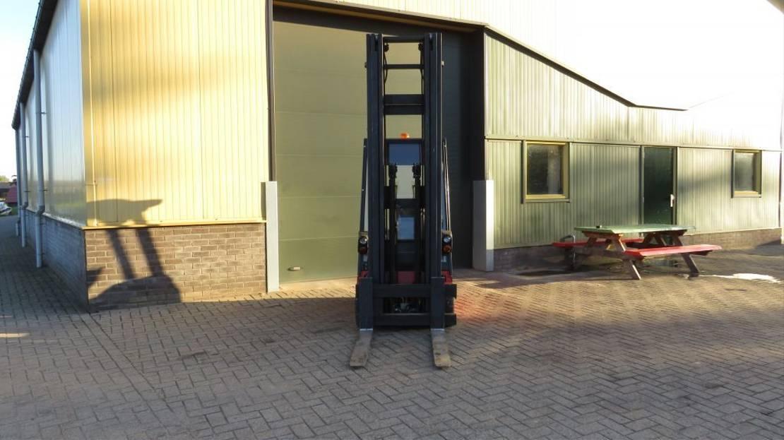 vorkheftruck lugli 18 heftruck elektrische hefhoogte 670 cm
