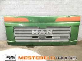 Cabinedeel vrachtwagen onderdeel MAN rille smal 2004