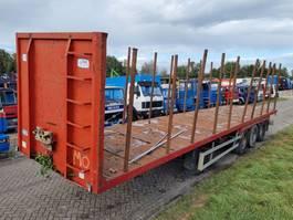 platte oplegger Trax Rongen 2000