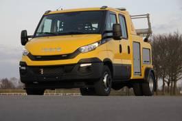 takelwagen-bergingswagen-vrachtwagen Iveco FAW 3000