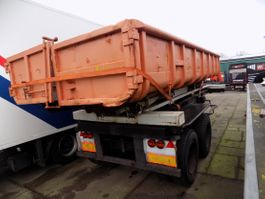 container chassis oplegger Kip per 1983