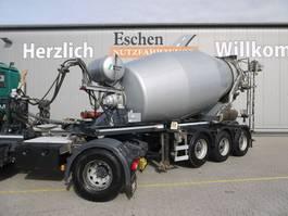 betonmixer oplegger Stetter AM 10 FHAC, 2015