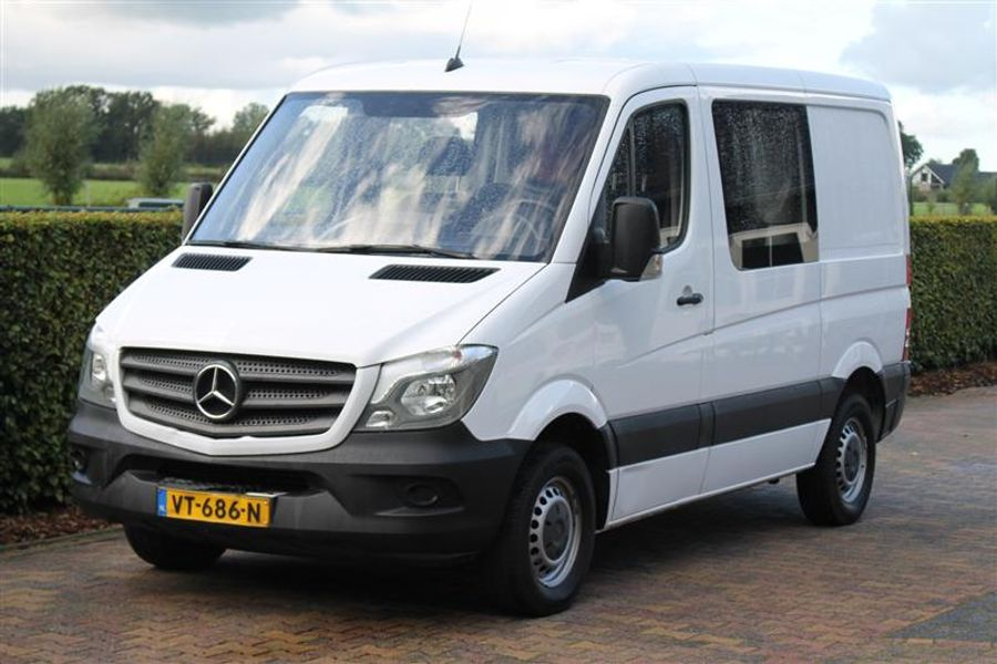 310 CDI DUBBEL CABINE 7 PERSOONS