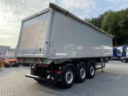 kipper oplegger NFP-Eurotrailer SKA 27-9,5 - Stahl- ALU- 50m³- SAF- LIFT-TOP 2008