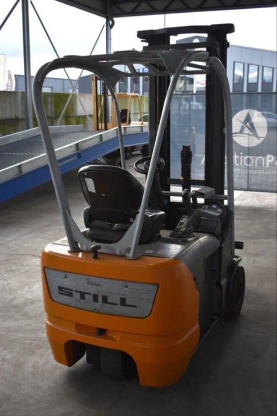 vorkheftruck Still RX50-15 2009